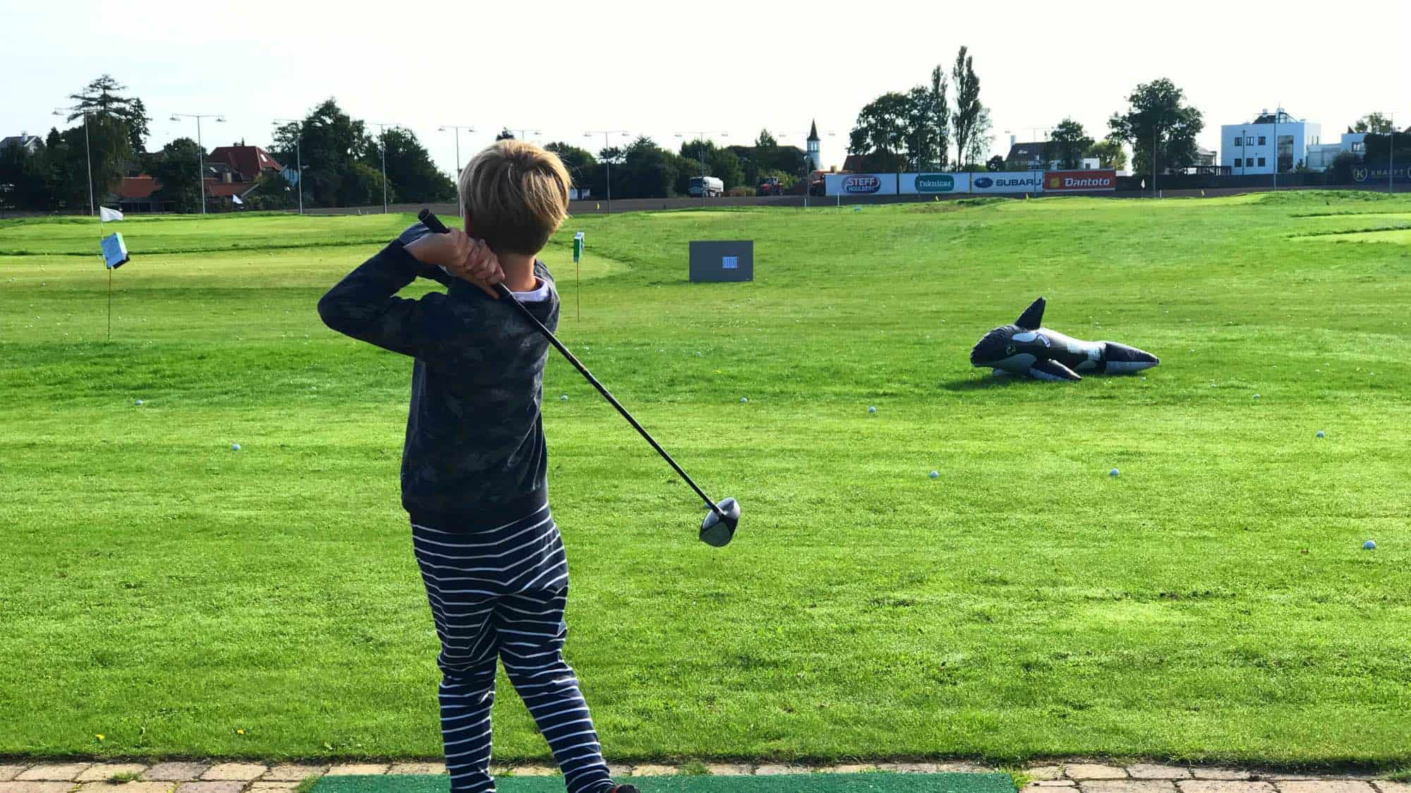 Golftræning